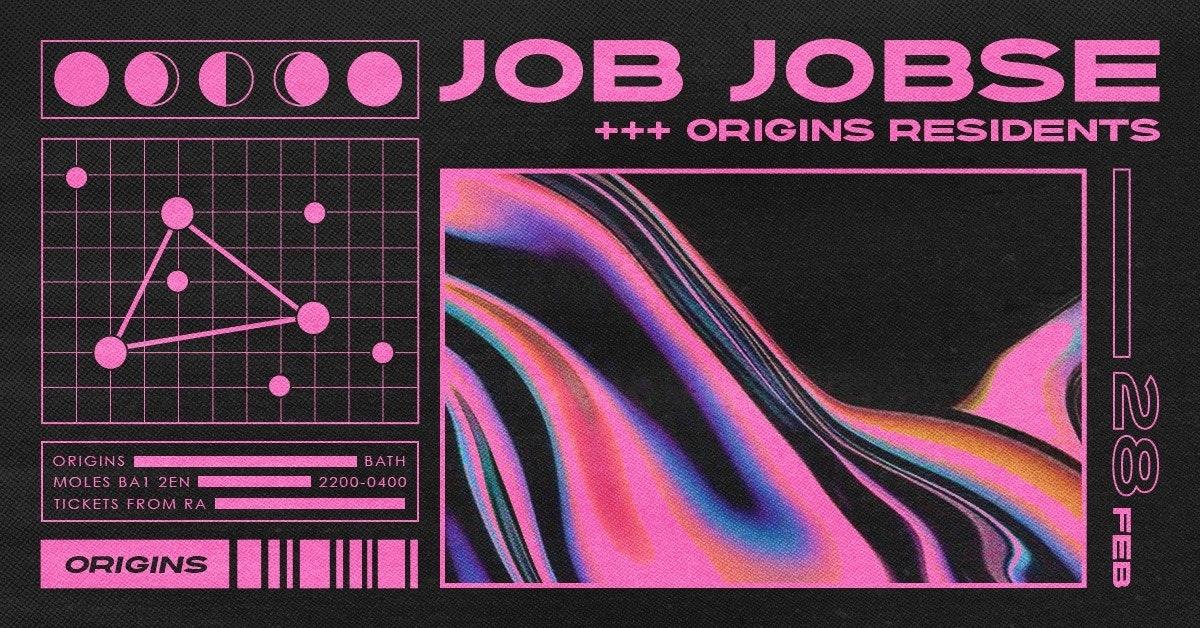 Origins: Job Jobse