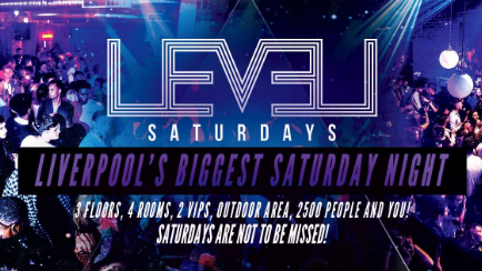 LEVEL Saturdays