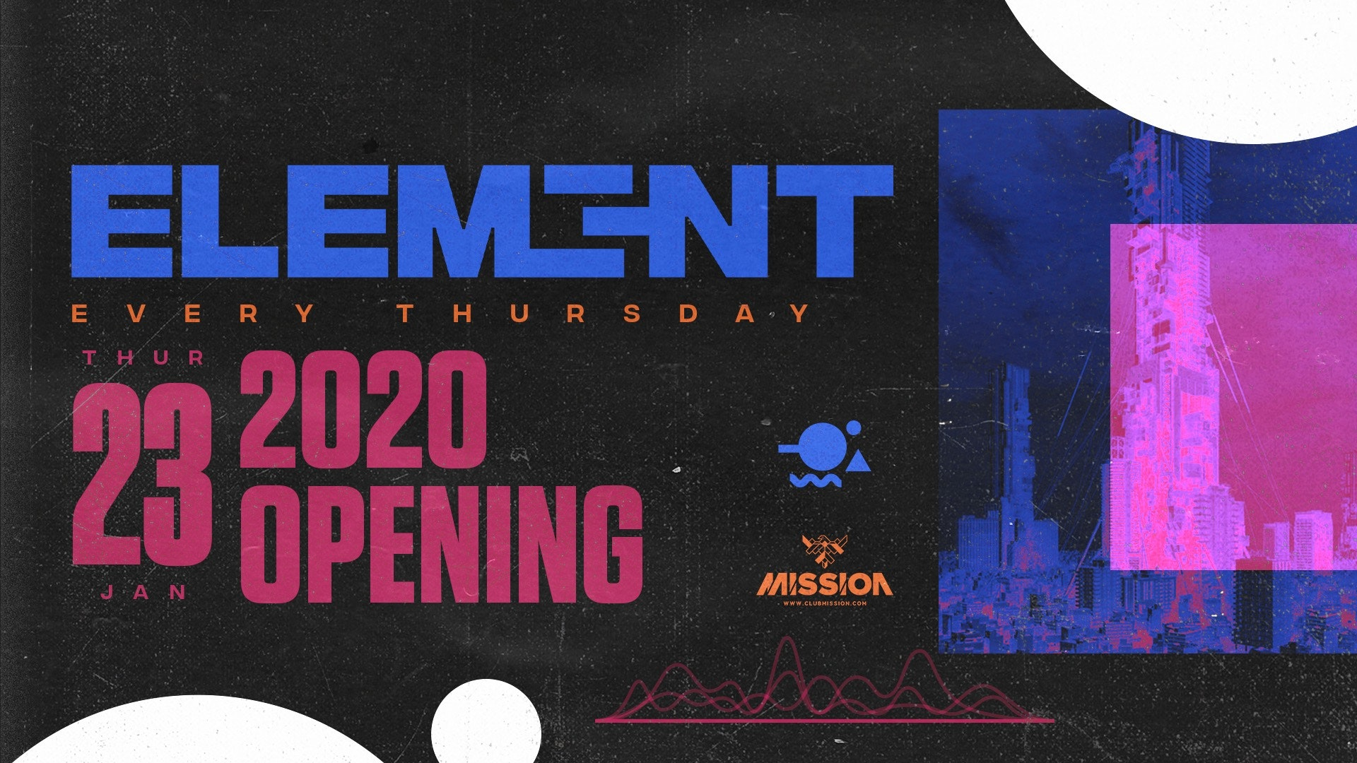 Element. 2020 Opening