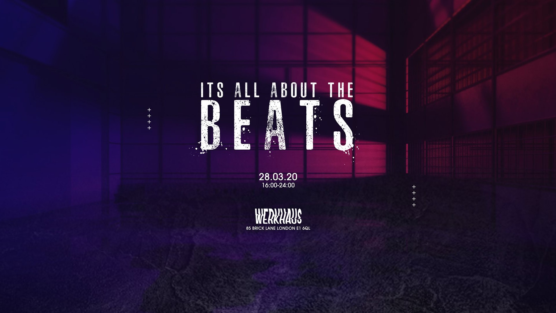Its All About The BEATS : Launch Party