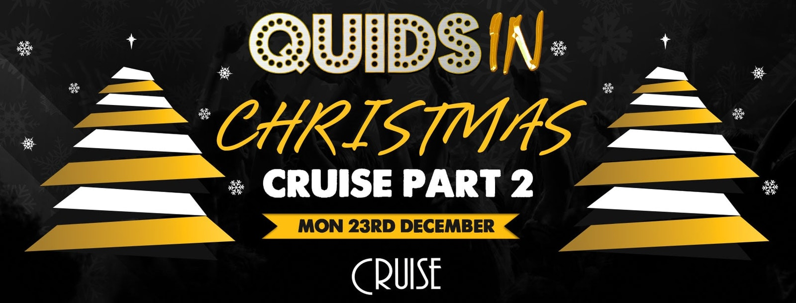 Quids In Chester – Christmas Cruise Part 2