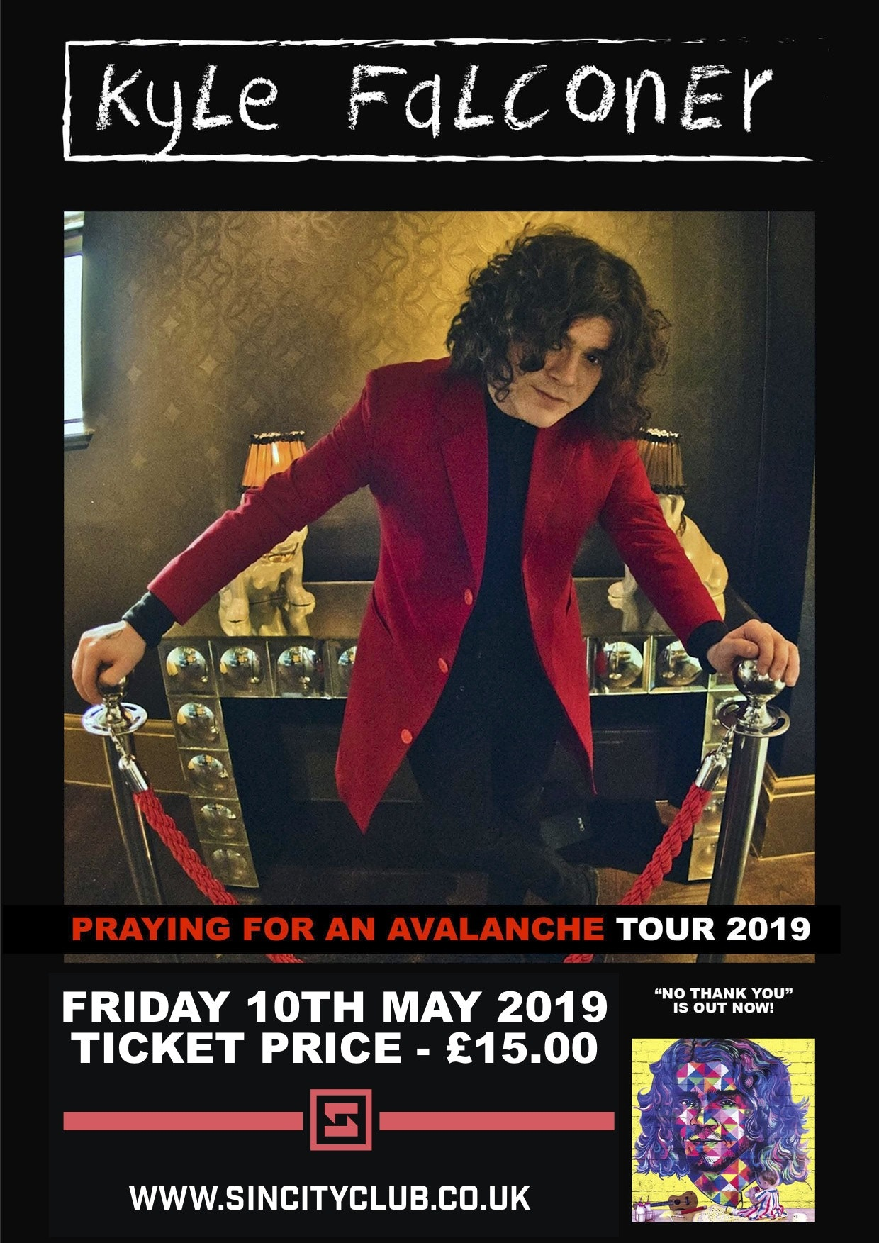 Kyle Falconer (The View) – Live