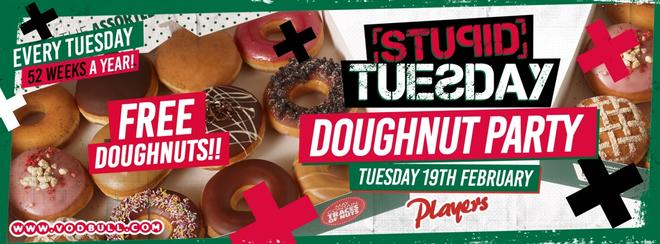 Stuesday 🍩 Doughnut Party 🍩