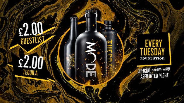 Mode Tuesdays / GFN Afterparty /  2nd Apr