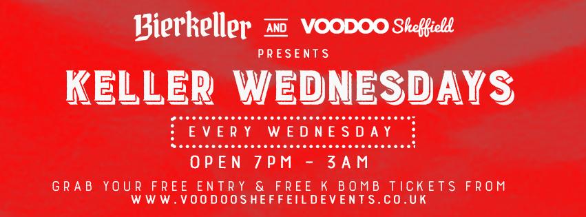 Keller Wednesdays