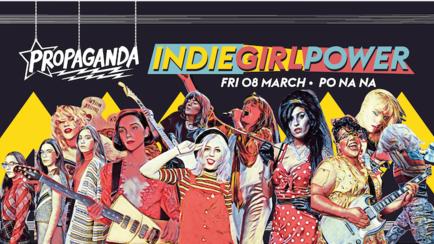Propaganda Bath – Indie Girl Power!