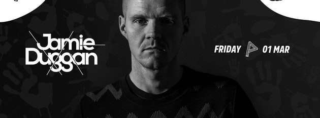 Smack. Fridays w/ Jamie Duggan / 1st March