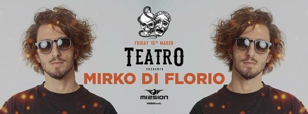 Teatro Present Mirko Di Florio – Fridays at Mission