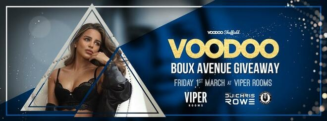 Voodoo Fridays: BOUX AVENUE GIVEAWAY
