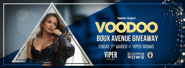 Voodoo Fridays: BOUX AVENUE GIVEAWAY