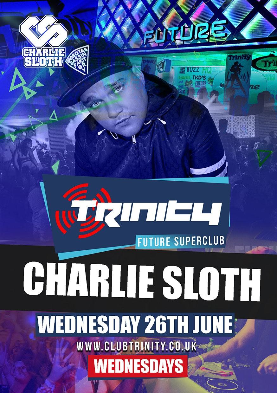 Trinity Kavos w/ Charlie Sloth