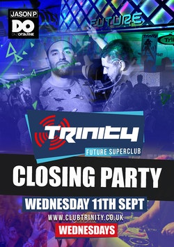 Trinity Kavos w/ Residents leaving party