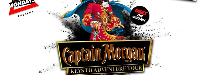 Captain Morgan Key to Adventure Tour 18.02.19