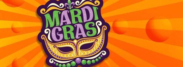 The Big Mardi Gras Cheese – Non Stop Cheesy Pop!