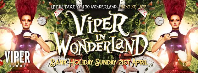 Viper In Wonderland