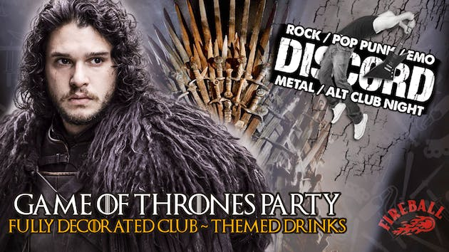Discord - Game Of Thrones Party! - Moles