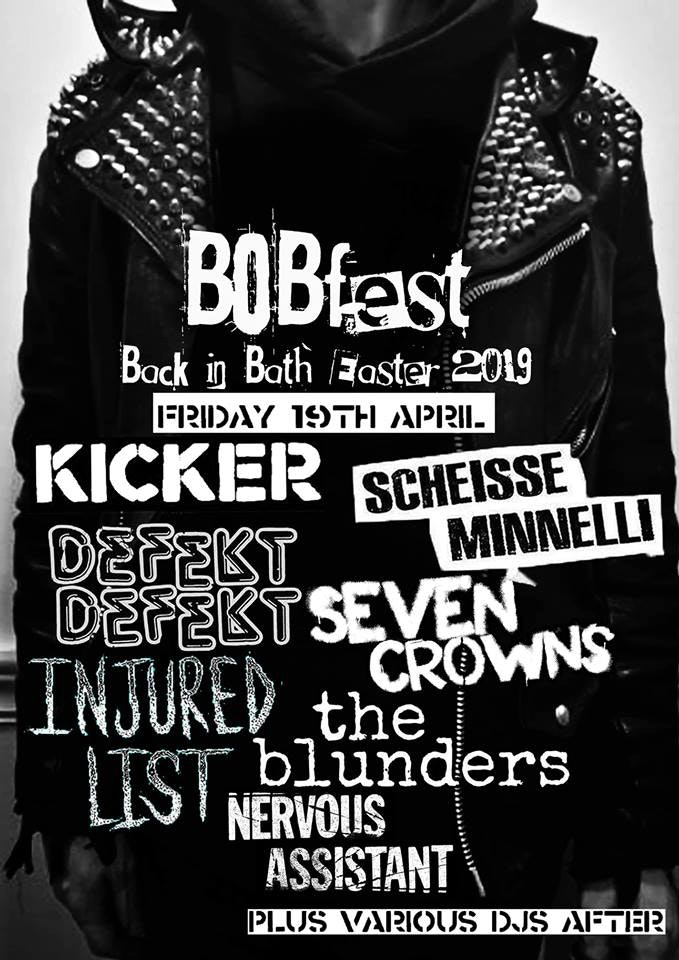BOB Fest – Day 2 + After Party!
