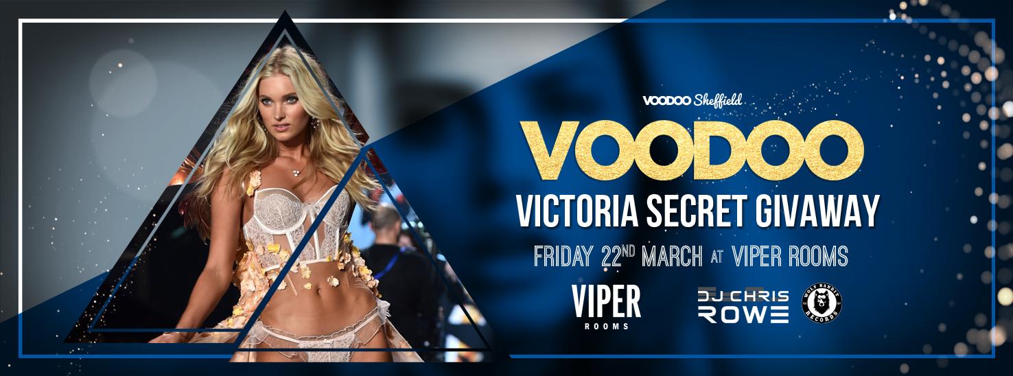 Voodoo Fridays – Victoria Secret Giveaway