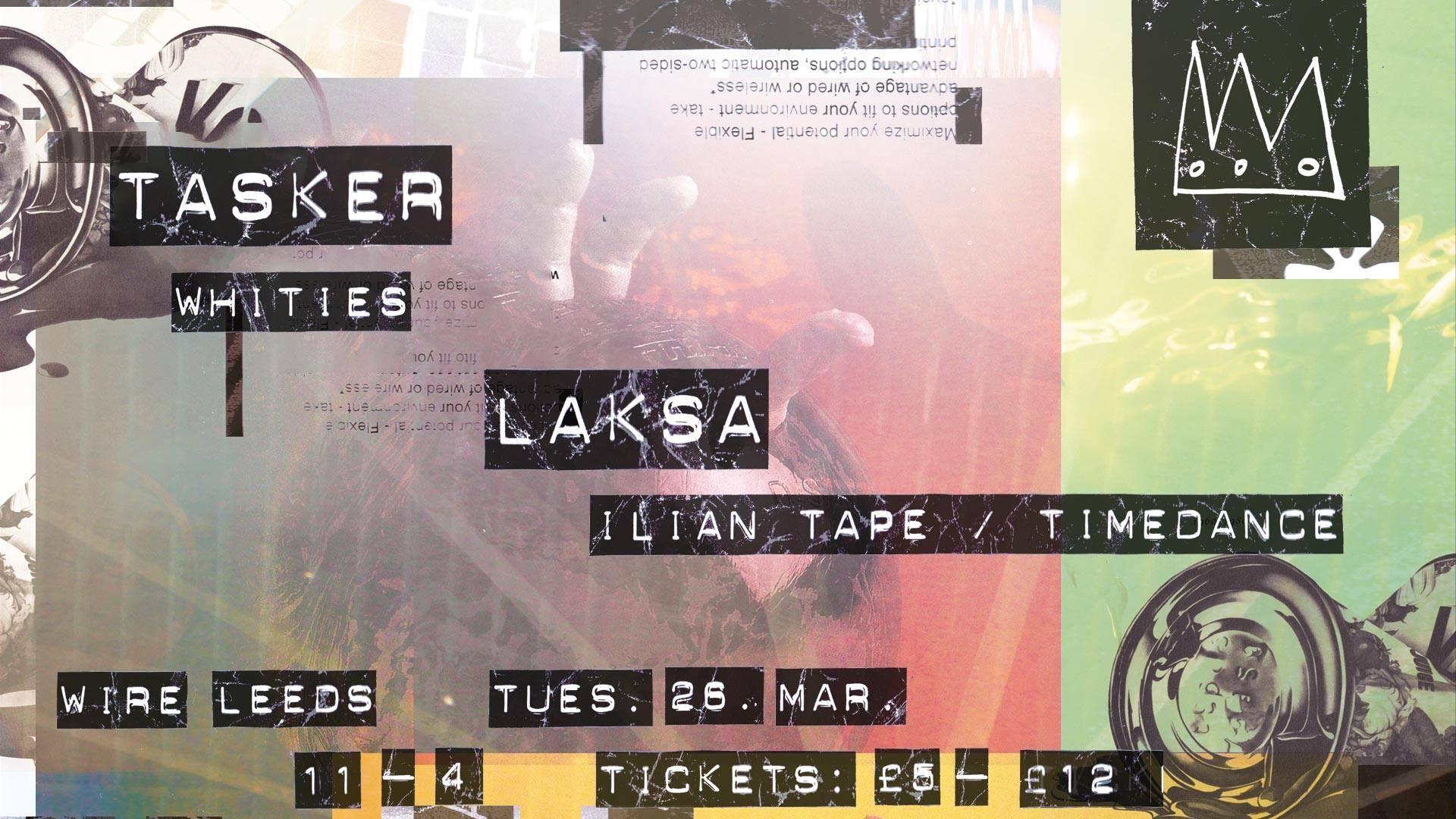 Culture – Tasker + Laksa
