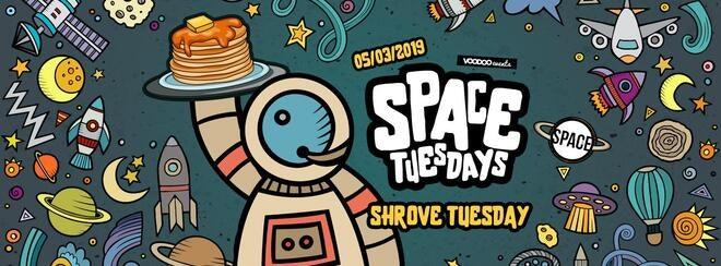 Space Tuesdays : Leeds – Shrove Tuesday