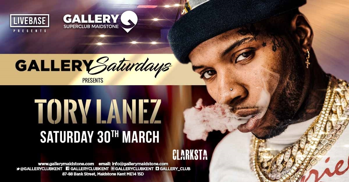 Gallery presents Tory Lanez