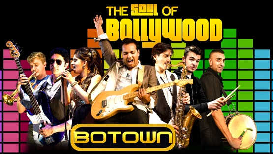 Botown : The Soul Of Bollywood : Leicester