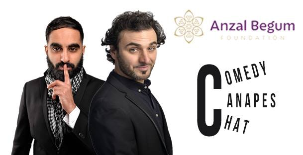 Comedy, Canapes & Chat : Birmingham