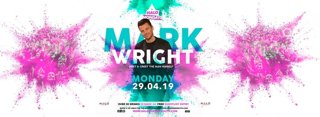 Halo Mondays w/ Mark Wright
