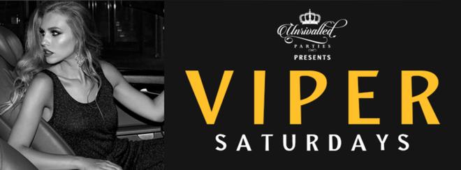 Viper Saturdays