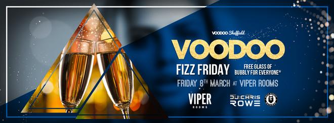 Voodoo Fridays – FIZZ FRIDAYS