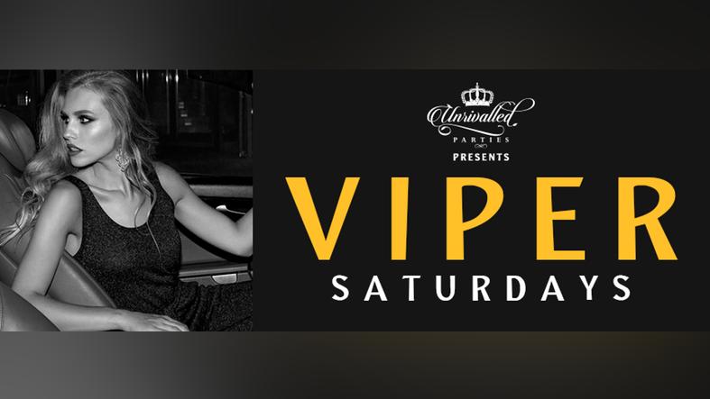 Viper Saturdays RUSS – Performing LIVE
