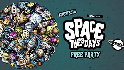Space Tuesdays