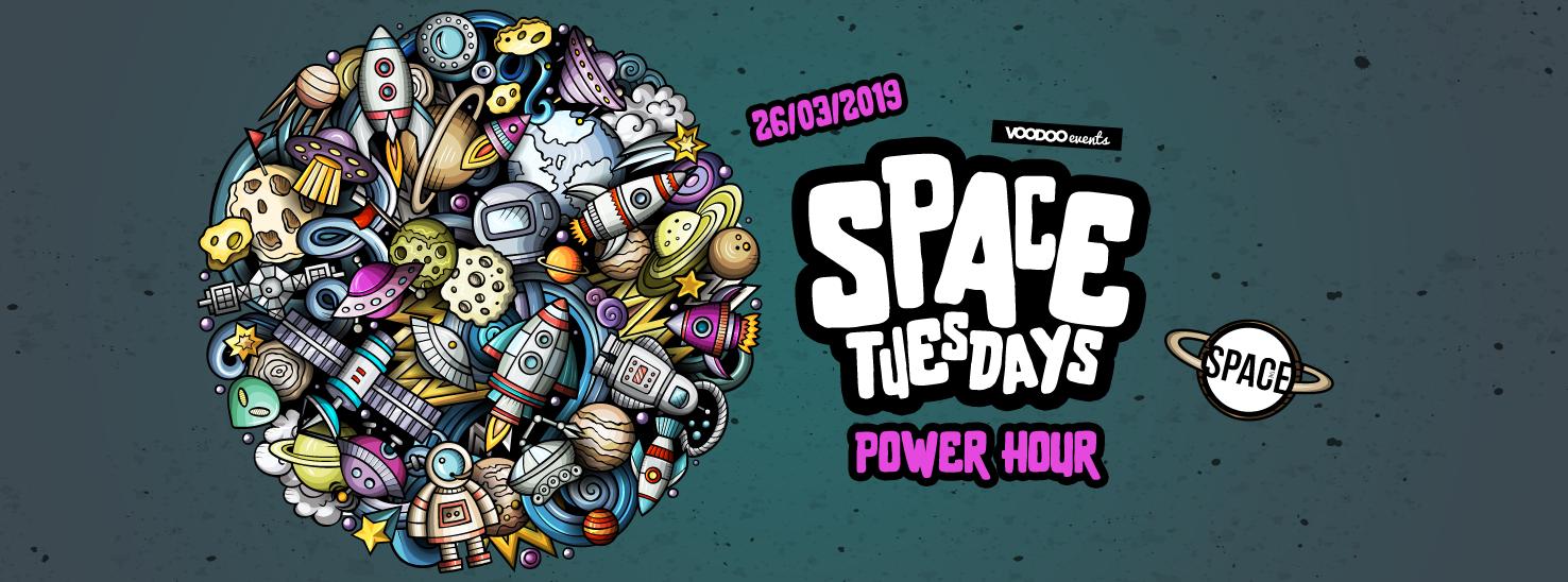 Space Tuesdays : Leeds – Power Hour
