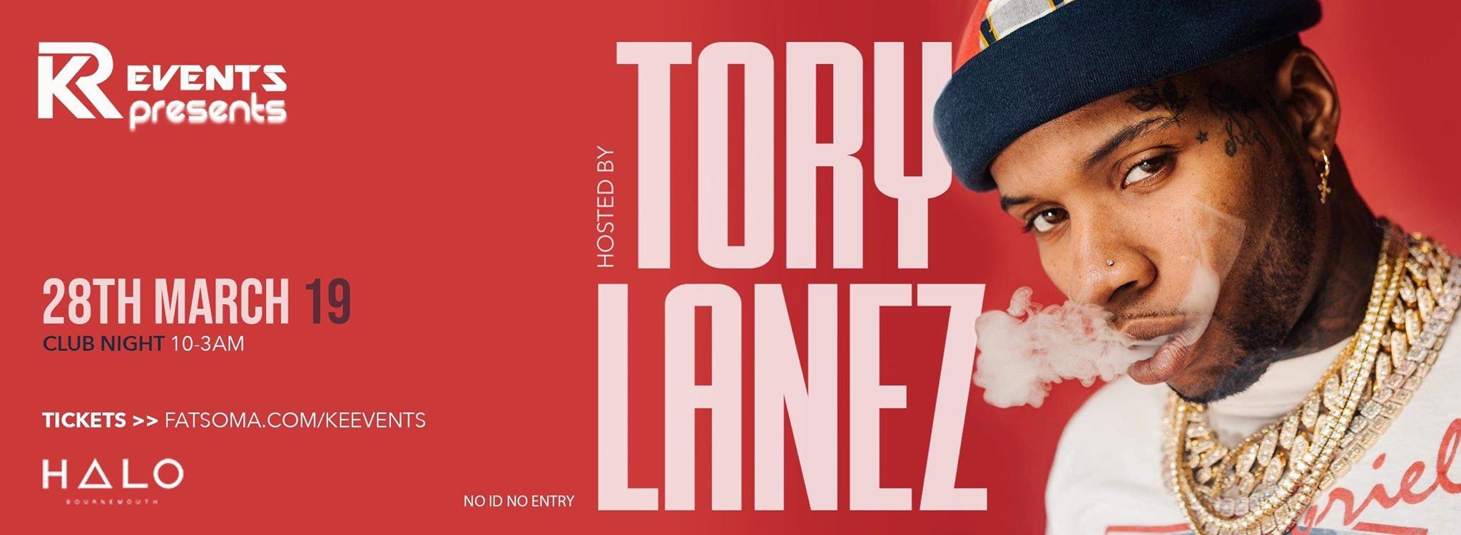 KR Events presents Tory Lanez