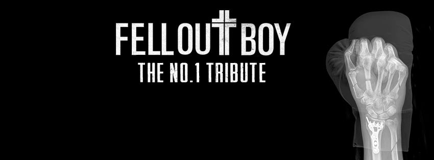 Fell Out Boy – The UK's No. 1 Fall Out Boy Tribute