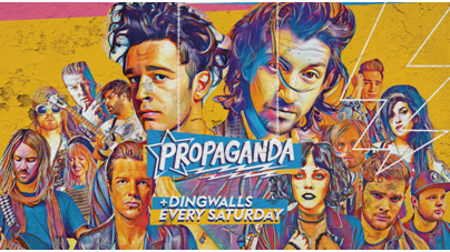 Propaganda London – All Points East Ticket Giveaway