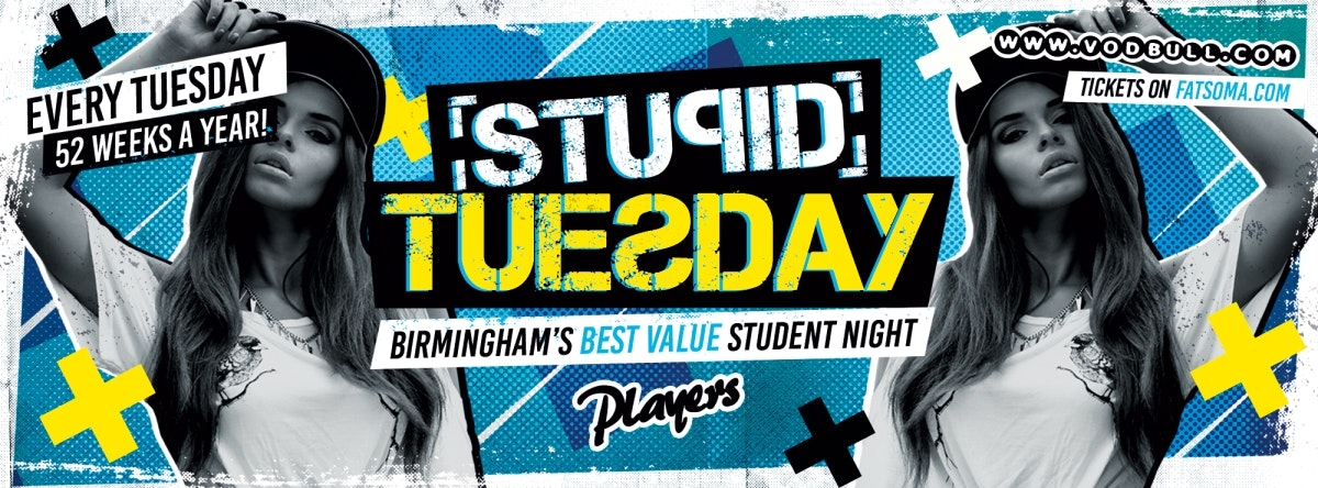 Stuesday – End of Term Party – TONIGHT!