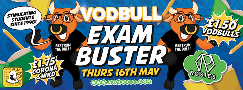 Vodbull Exam Buster: Part two