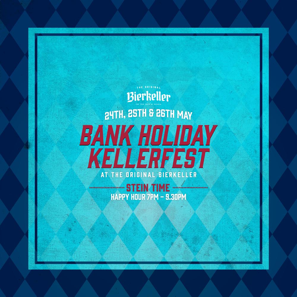 KellerFest – Bank Holiday Sunday