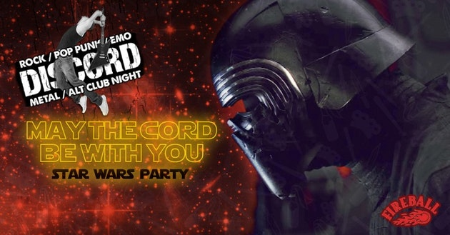 May The Cord Be With You – The Discord Star Wars Party!