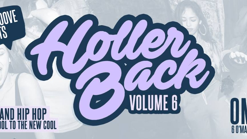 Holler Back – HipHop n R&B at Omeara London | Friday June 7th 2019