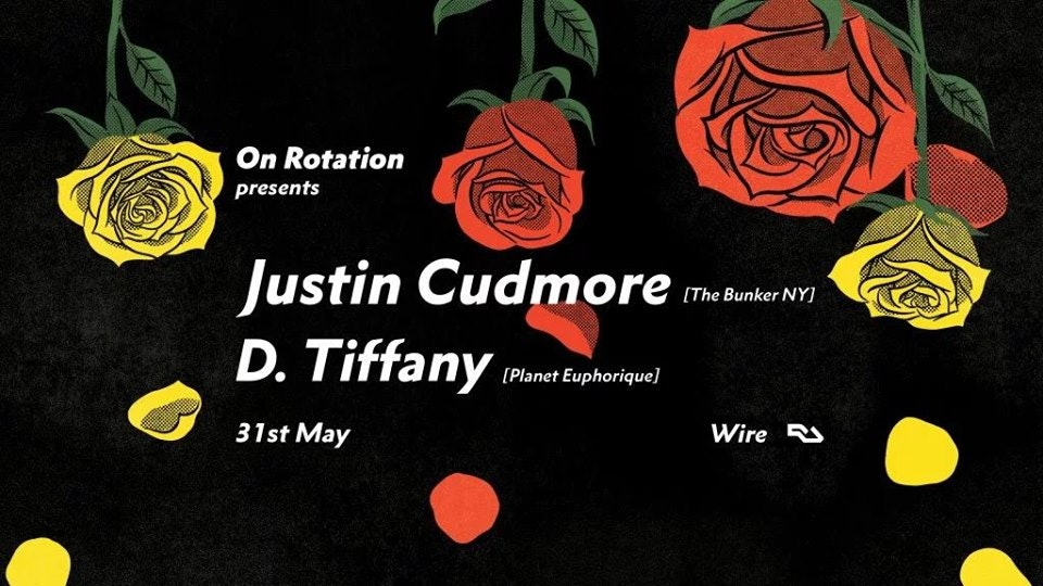 On Rotation: Justin Cudmore + D.Tiffany