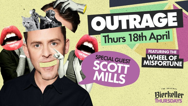 Scott Mills (Bank holiday Thursday)