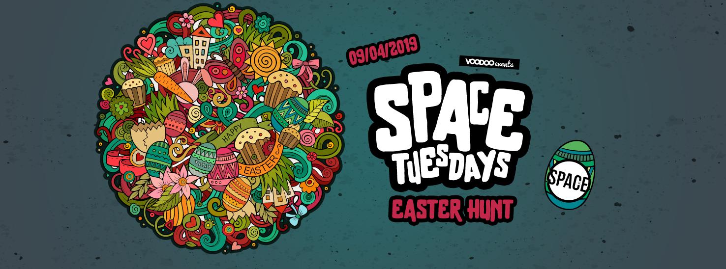 Space Tuesdays : Leeds – Easter Hunt