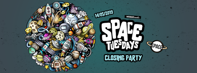 Space Tuesdays : Leeds – Closing Party