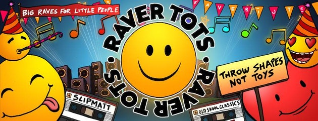 We Are Family meets Raver Tots in Orpington, Kent