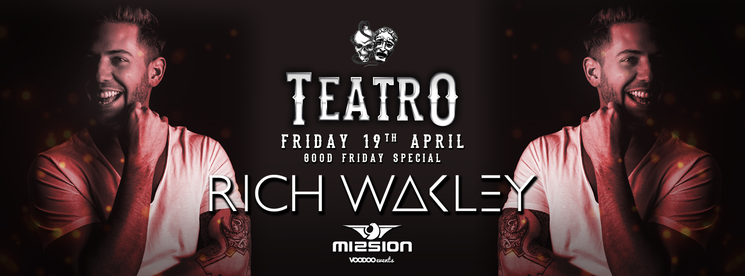 Teatro – Good Friday Special