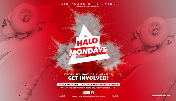 Halo Mondays… It's A summer Ting!