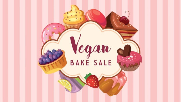 Vegan Bake Sale – FREE ENTRY / No Ticket Needed.