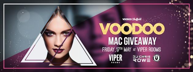 Voodoo Fridays – MAC Giveaway!